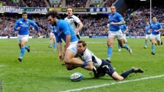 Chris Paterson retires