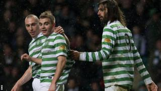 Celtic visit Dundee looking for a fifth consecutive SPL victory