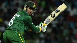 Shoaib Malik of Pakistan