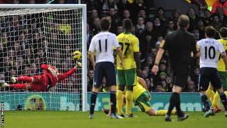 Juan Mata shoots Chelsea ahead against Norwich at Carrow Road