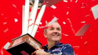 Phil 'The Power' Taylor