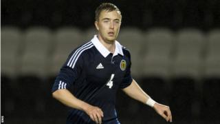 Scotland defender Danny Wilson