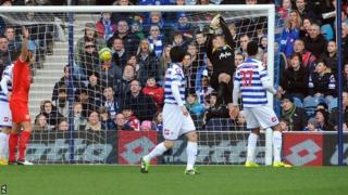 MK Dons take the lead against QPR