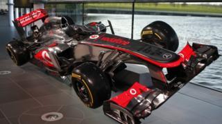 The new McLaren MP4-28