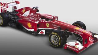 The Ferrari F138