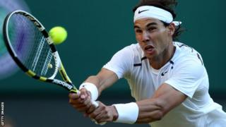 Seven-time French Open champion Rafael Nadal