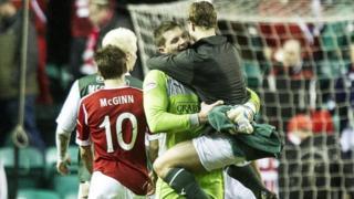 Highlights - Hibernian 1-0 Aberdeen