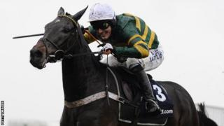 Tony McCoy on Darlan