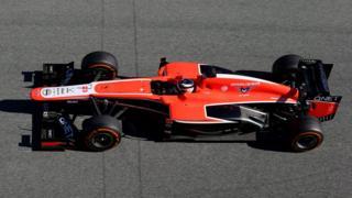 The new Marussia MR02