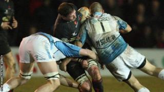 Dragons versus Glasgow