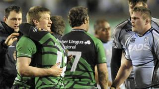 Connacht are delighted to win 26-22 in the Welsh capital
