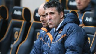 The 2-1 defeat for Wolves against Cardiff leaves manager Dean Saunders still searching for his first win in eight games since taking over in January