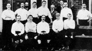 Preston North End were the first winners of the Football League, going through the 1888-89 season unbeaten