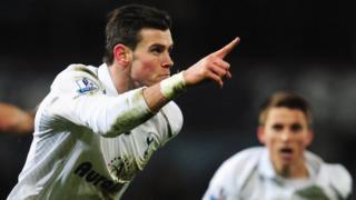 Tottenham match-winner Gareth Bale