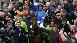Ruby Walsh and Hurricane Fly