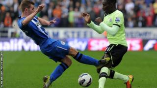 Callum McManaman's tackle on Massadio Haidara