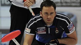 Scotland curling