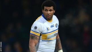 Ryan Bailey of Leeds