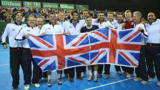 Great Britain beat Russia