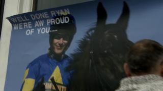 Ryan Mania poster
