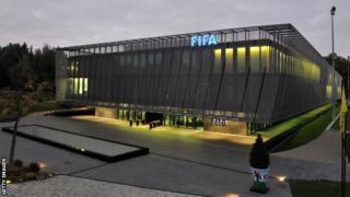 Fifa headquarters in Zurich