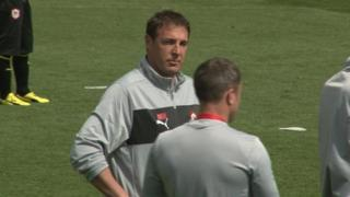 Cardiff City manager Malky Mackay