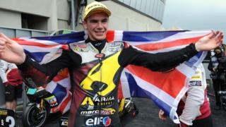 Scott Redding Marc VDS