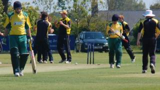 Farmers lose a wicket to OVs 2013
