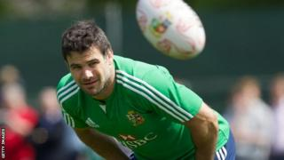 Mike Phillips Lions
