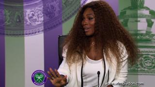 Serena Williams apologies to Maria Sharapova