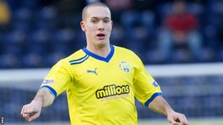 New Rotherham signing Michael Tidser