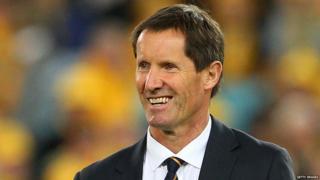 Australia v British and Irish Lions third Test Robbie Deans