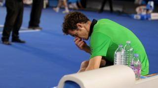Andy Murray loses in Australian Open final again