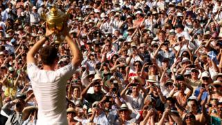 Murray wins Wimbledon 2013 title