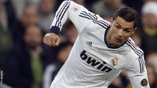 Criatiano Ronaldo