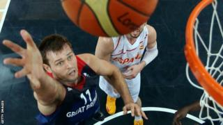 Great Britain's Joel Freeland pulls out of EuroBasket 2013