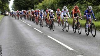 London 2012 women's road race
