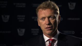 Manchester United boss David Moyes