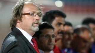 Malawi coach Tom Saintfiet