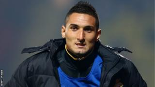 Federico Macheda scores twice for Doncaster