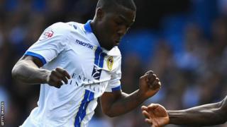 Dominic Poleon of Leeds United