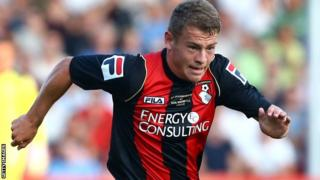 Ryan Fraser scored Bournemouth's first goal