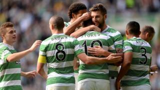 Celtic v Motherwell