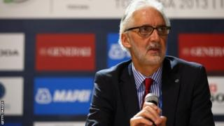 UCI chief Brian Cookson