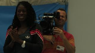 Behind-the-scenes with Inspire: The Olympic Journey