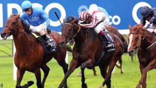 Farhh wins Champion Stakes at Ascot