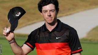 Rory McIlroy finished joint second at the Korea Open