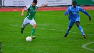 Guernsey FC v Billericay Town