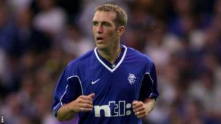 Former Rangers defender Fernando Ricksen