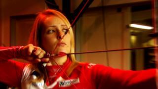 Danielle Brown targets world glory